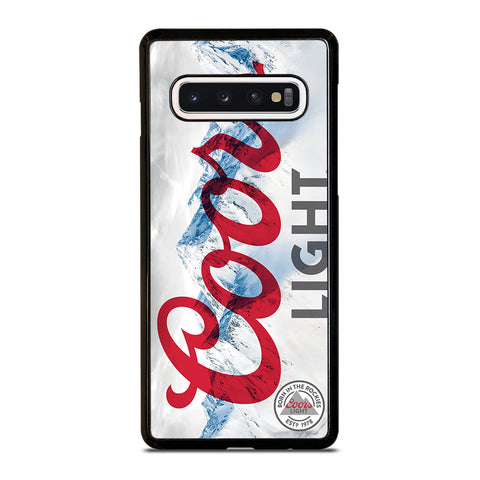 COORS LIGHT BEER 2-samsung-galaxy-s10-case-cover