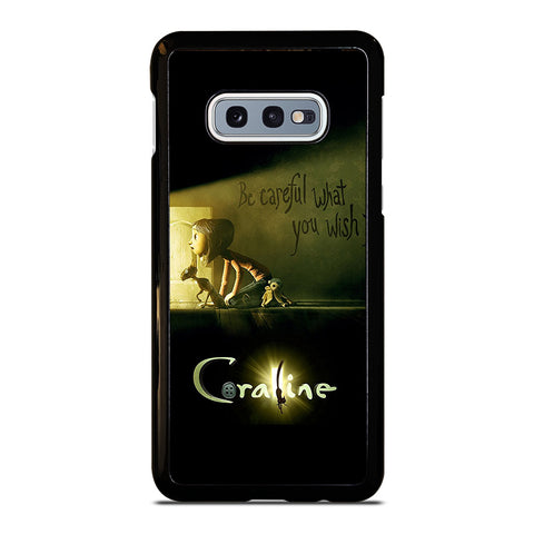 CORALINE-samsung-galaxy-S10e-case-cover