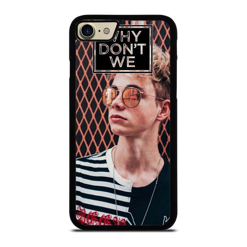 Why Don t We 7 iphone case