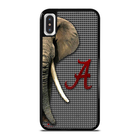 CRIMSON TIDE ALABAMA-iphone-x-case-cover
