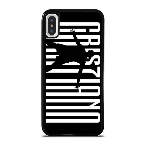 CRISTIANO RONALDO CR7 ICON-iphone-x-case-cover