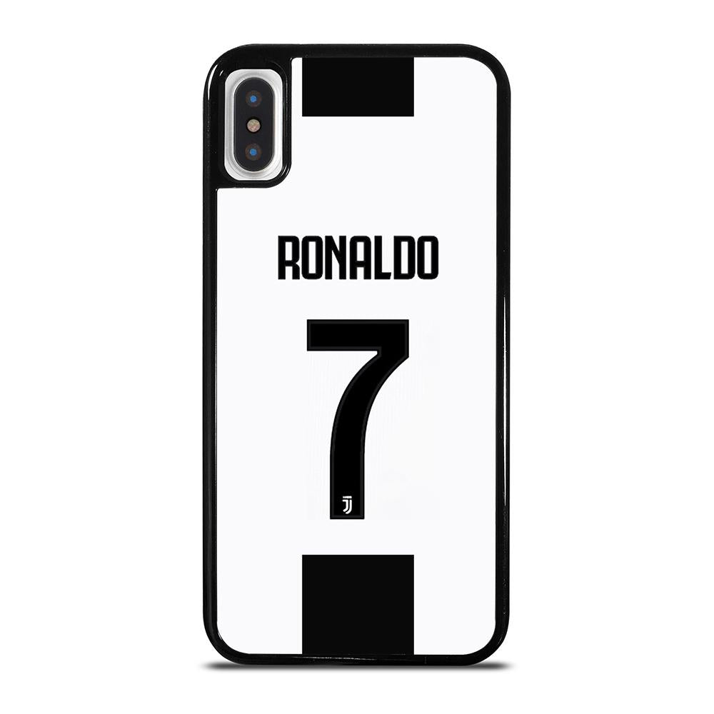 best authentic ad11d 9639e CRISTIANO RONALDO JUVENTUS JERSEY CR7 iPhone X / XS Case Cover - Favocase