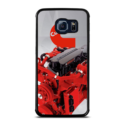 CUMMINS DIESEL ENGINE Samsung Galaxy S6 Edge Case Cover