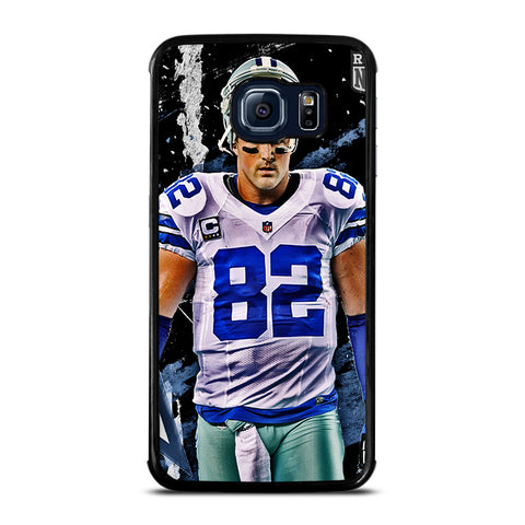 DALLAS COWBOYS JASON WITTEN Samsung Galaxy S6 Edge Case Cover