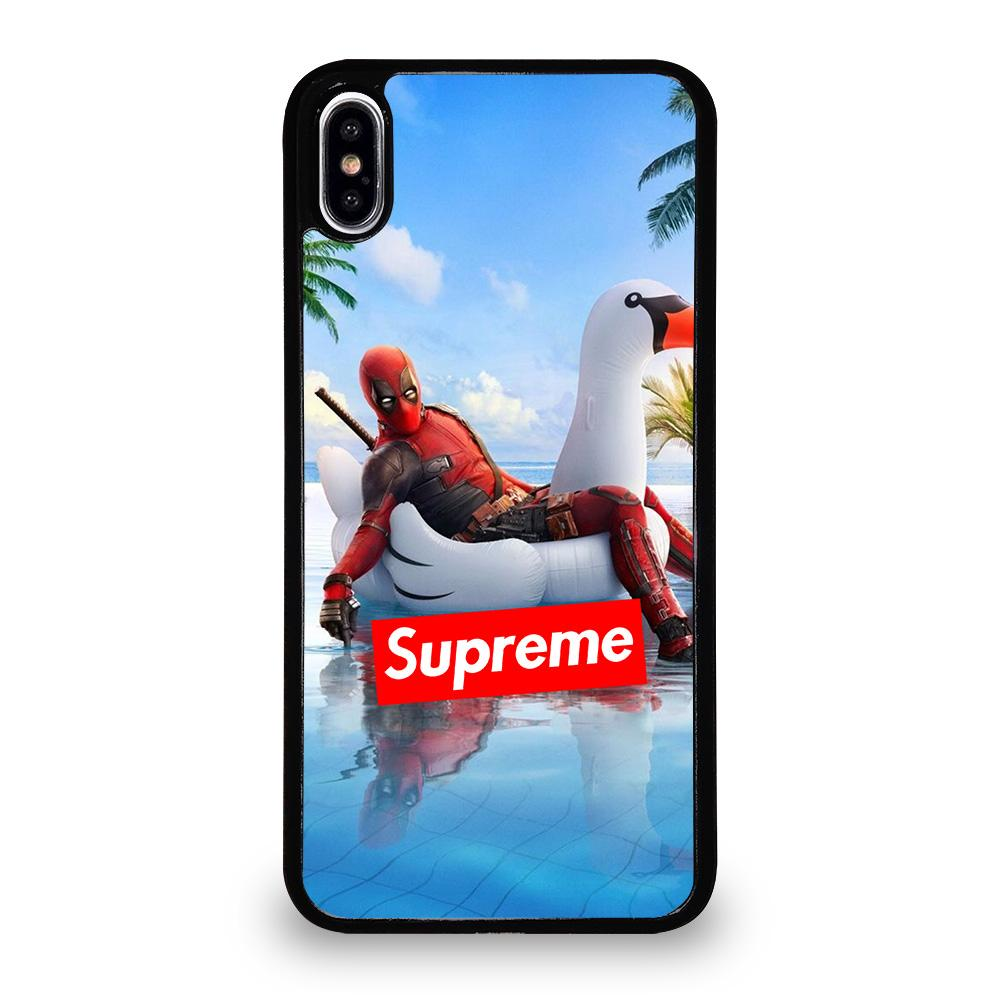 reputable site 31747 705c3 DEADPOOL SUPREME iPhone XS Max Case Cover - Favocase