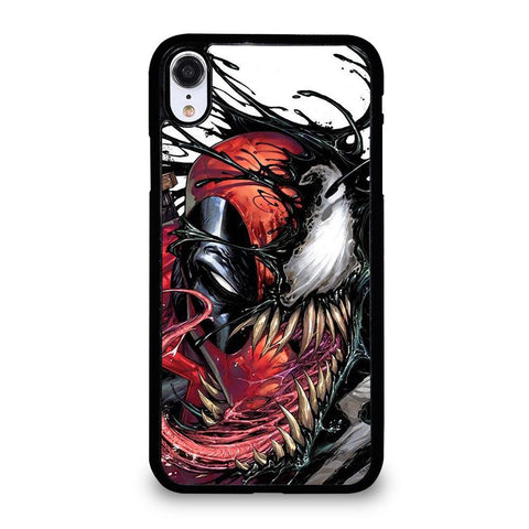 DEADPOOL VENOM-iphone-xr-case-cover