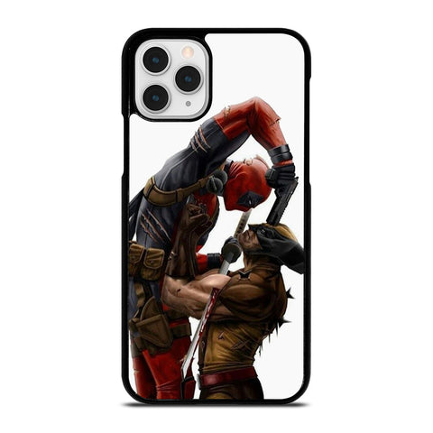 DEADPOOL VS WOLVERINE-iphone-11-pro-case-cover