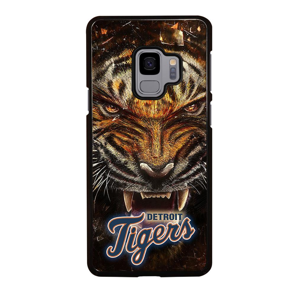 new style 2ab05 e2897 DETROIT TIGERS BASEBALL Samsung Galaxy S9 Case Cover - Favocase