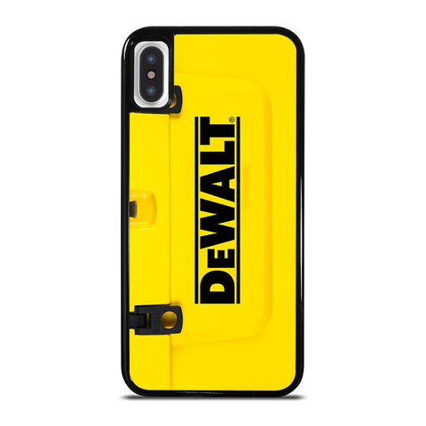 DEWALT ICON-iphone-x-case-cover