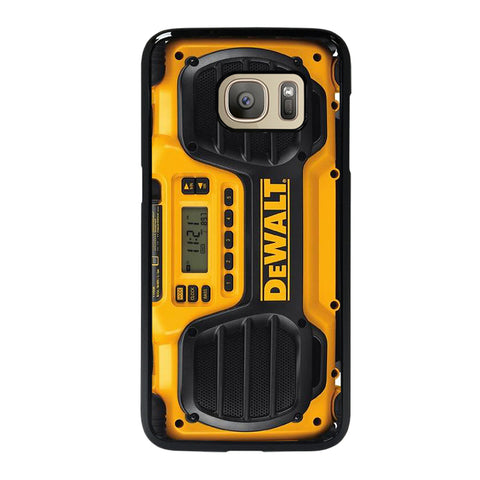 DEWALT JOBSITE RADIO-samsung-galaxy-S7-case-cover