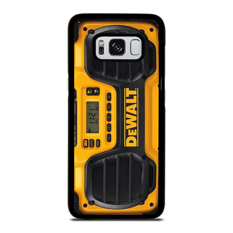 DEWALT JOBSITE RADIO-samsung-galaxy-S8-case-cover