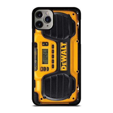 DEWALT JOBSITE RADIO-iphone-case-cover