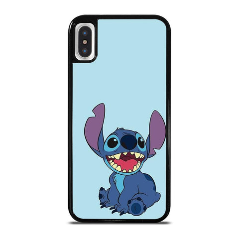 DISNEY STITCH AND LILO-iphone-x-case-cover