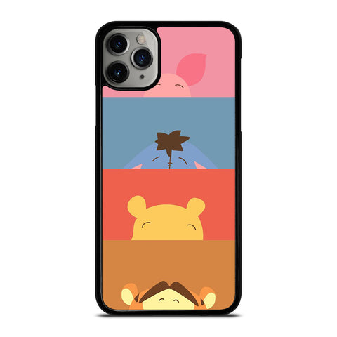 DISNEY WINNIE THE POOH AND FRIENDS-iphone-11-pro-max-case-cover