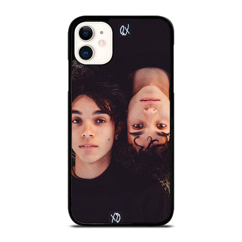 DOBRE BROTHER TWINS-iphone-11-case-cover