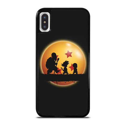 DRAGON BALL GOKU HAKUNA MATATA-iphone-x-case-cover