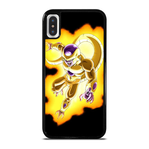 DRAGON BALL GOLDEN FRIEZA-iphone-x-case-cover