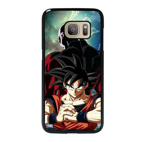 DRAGON BALL SUPER GOKU VS JIREN-samsung-galaxy-S7-case-cover