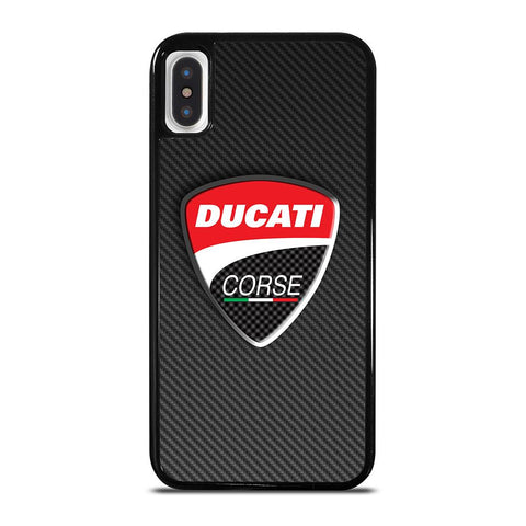 DUCATI CORSE ICON-iphone-x-case-cover