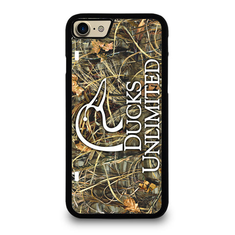 DUCKS UNLIMITED WETLANDS WATERFOWL CAMO-iphone-7-case-cover