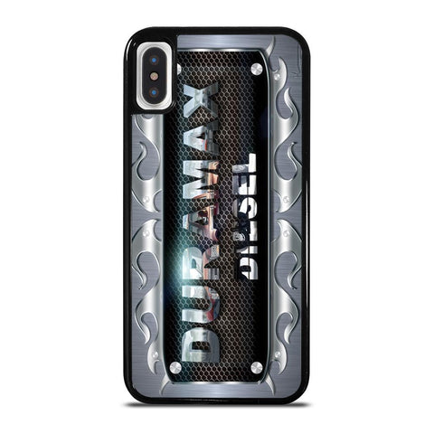 DURAMAX DIESEL EMBLEM-iphone-x-case-cover