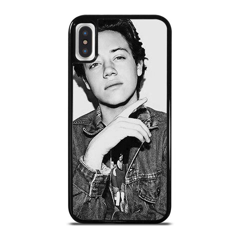 ETHAN CUTKOSKY CARL GALLAGHER-iphone-x-case-cover