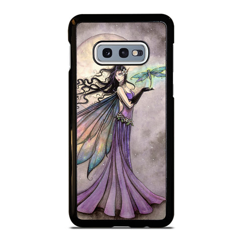 FAIRY DRAGONFLIES MOON-samsung-galaxy-S10e-case-cover