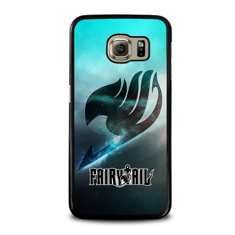 new product 72900 f8631 FAIRY TAIL LOGO Samsung Galaxy S6 Case Cover - Favocase