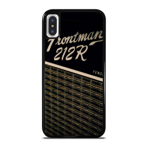 FENDER GUITAR AMPLIFIER EMBLEM-iphone-x-case-cover