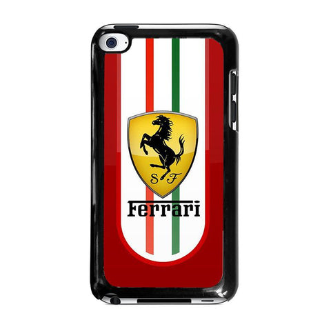 FERRARI-ipod-touch-4-case-cover