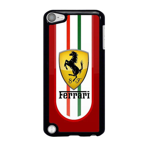 FERRARI-ipod-touch-5-case-cover