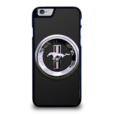 FORD MUSTANG LOGO-iphone-6-6s-case-cover