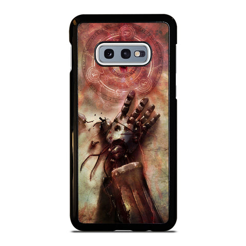 FULL METAL ALCHEMIST-samsung-galaxy-S10e-case-cover