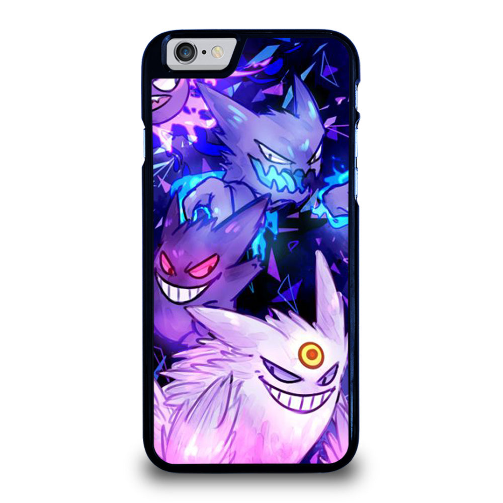 super popular 777c6 17eb0 GENGAR SINISTER POKEMON iPhone 6 / 6S Case Cover - Favocase