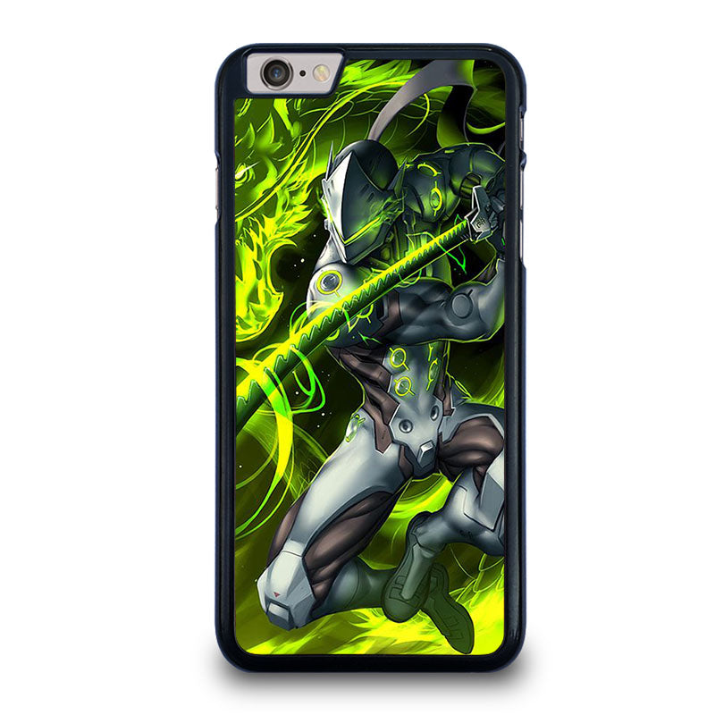 timeless design a5027 4c565 GENJI OVERWATCH iPhone 6 / 6S Plus Case Cover - Favocase