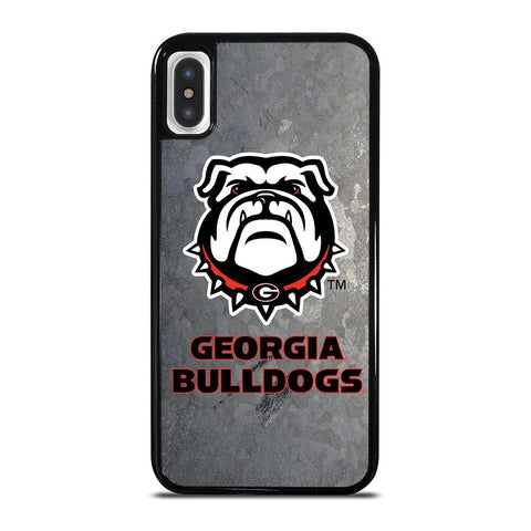 GEORGIA BULLDOGS UGA 2-iphone-x-case-cover