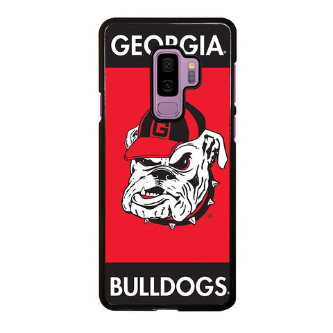 GEORGIA BULLDOGS UGA 3-samsung-galaxy-S9-plus-case-cover
