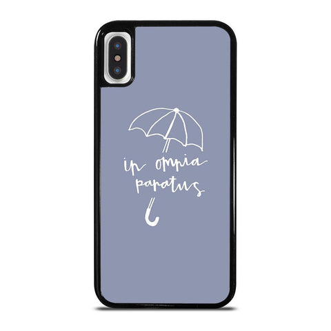 GILMORE GIRLS IN OMNIA PARATUS-iphone-x-case-cover