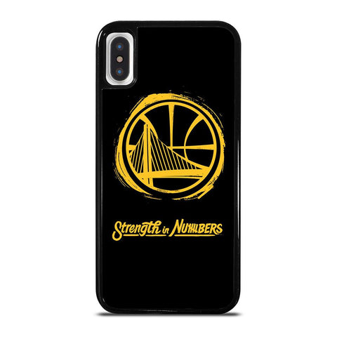 GOLDEN STATE WARRIORS ART-iphone-x-case-cover