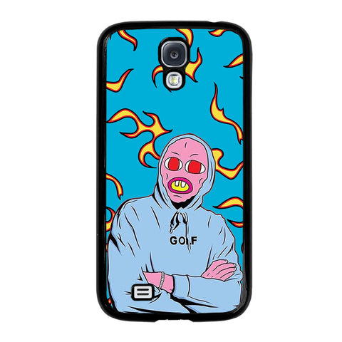 GOLF WANG FLAME ODD FUTURE-samsung-galaxy-S4-case-cover