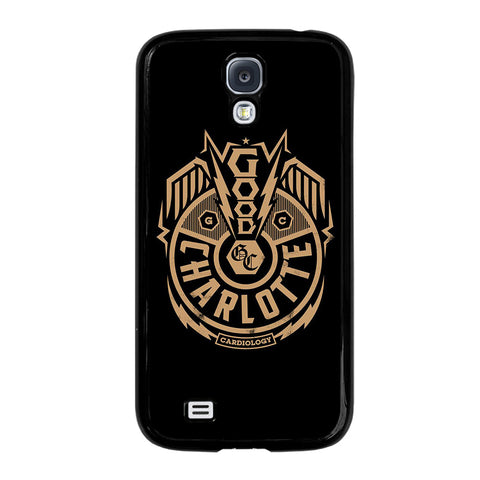 GOOD CHARLOTTE CARDIOLOGY-samsung-galaxy-S4-case-cover