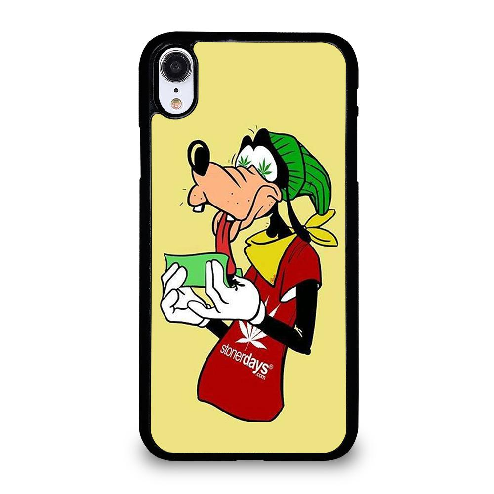 Goofy Roll Weed Iphone Xr Case Cover Favocase