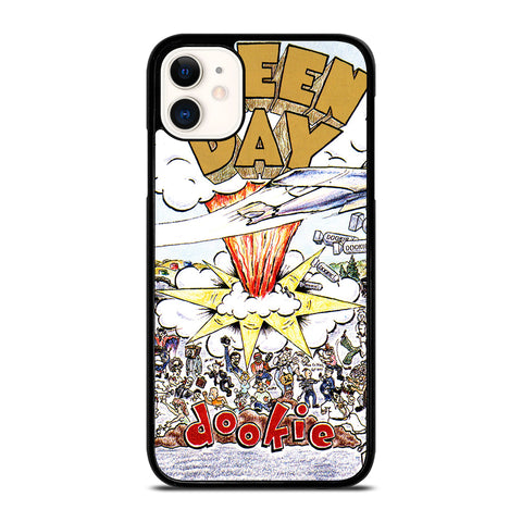 GREEN DAY DOOKIE-iphone-11-case-cover