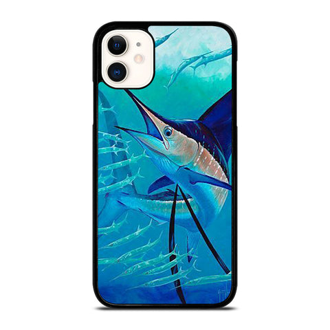 GUY HARVEY ISLAND-iphone-11-case-cover