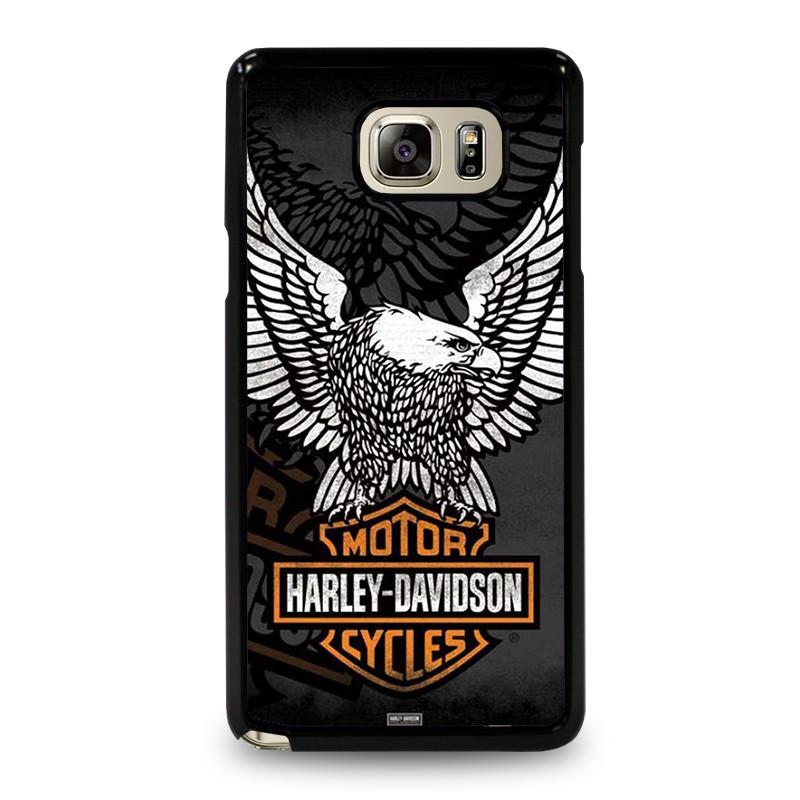 the best attitude 5ea01 41f2d HARLEY DAVIDSON LOGO Samsung Galaxy Note 5 Case Cover - Favocase