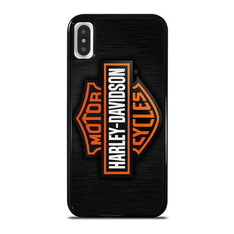 HARLEY DAVIDSON NEW ICON,-iphone-x-case-cover