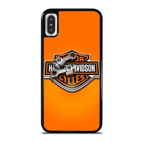 HARLEY DAVIDSON PISTON-iphone-x-case-cover