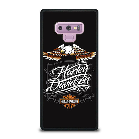 HARLEY DAVIDSON USA-samsung-galaxy-note-9-case-cover