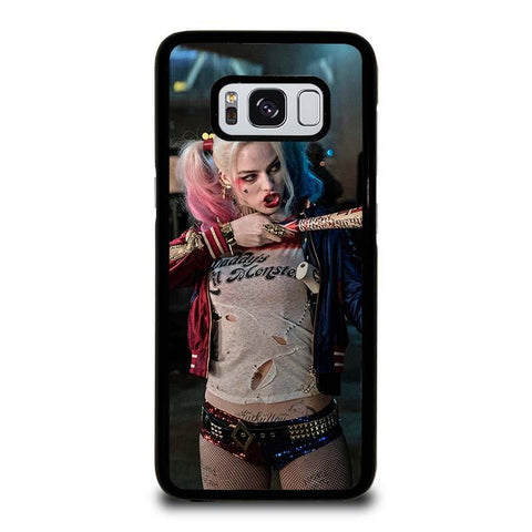 HARLEY-QUINN-SUICIDE-SQUAD-samsung-galaxy-S8-case-cover