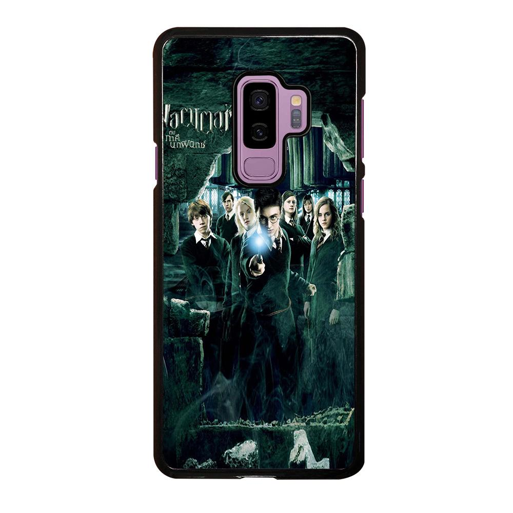 new product c76ae b6803 HARRY POTTER ALL FRIENDS Samsung Galaxy S9 Plus Case - Best Custom ...